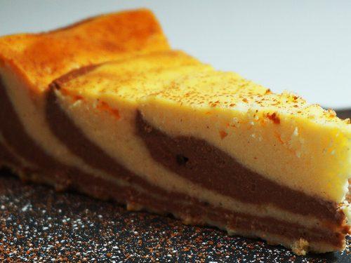 Rezept kaesekuchen gesund quark viel eiweiss